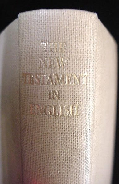 New Testament In English Catholic Bible Knox Translation