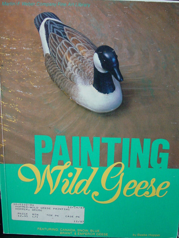 Painting wild geese