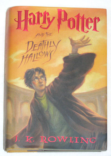 Harry Potter and the Deathly Hallows HB/DJ J.K. Rowling