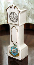 A novelty Crested model of a Grandfather Clock ... - $25.11