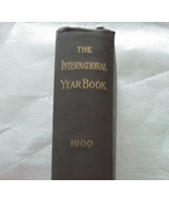 The International Yearbook 1900 Dodd, Mead & Company - $29.95