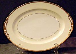 Noritake China Japan Goldora 882 Serving Platter  AA20-2139 Vintage image 5
