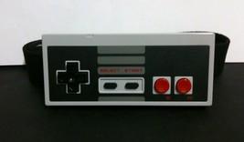 Schwarzer Gürtel & Schnalle mit / Wahres NES 8 Bit Nintendo Controller / Knöpfe - $14.97