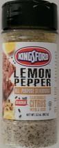 Kingsford Culinary Lemon Pepper Seasoning 3.5oz (99g) Flip-Top Shaker - $2.96