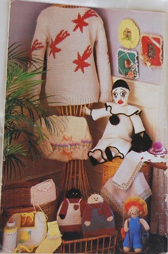 Annie's Crochet Newsletter July - Aug., 1987   No. 28