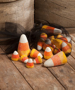 Bethany Lowe Halloween Candy Corn Bowl Filler 20pcs Table Scatter Decora... - $15.95
