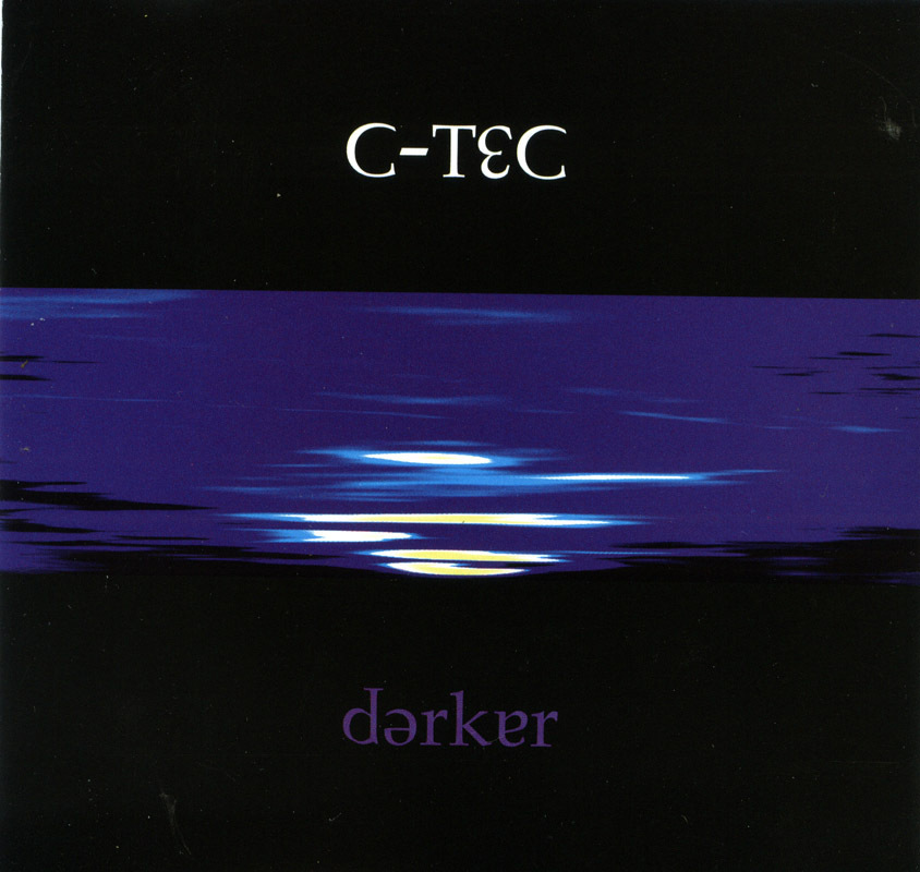 C-Tec - Darker CD Front 242 Cubanate Industrial