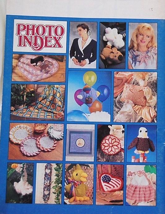 Annie's Crochet Newsletter Jul - Aug 1991  No. 52