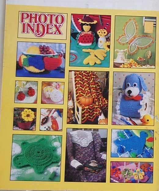 Annie's Crochet Newsletter Sept  - Oct., 1996  No. 83