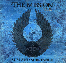 The Mission UK - Sum and Substance CD Classic Goth - $6.00