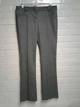 Women's Express Gray Size 6R Columnist Dress Pants - $6.43