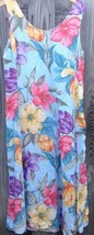 Express Floral Dress Size 9/10 Summer And Cruise Wear - $28.04