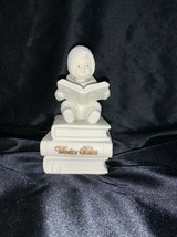 "Department 56 Snowbabies Moving Musical Figure ""Once Upon A Time Wish Up... - $25.00"