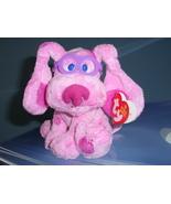 Magenta (Blues Clues) TY Beanie Baby MWMT 2005 - $4.99