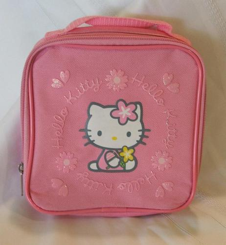 Sanrio Hello Kitty Pink CD Carrier