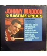 Johnny Maddox-12 Ragtime Hits-LP-1964-EX/VG+ - $9.90
