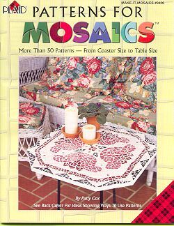Patterns for Mosiacs Book