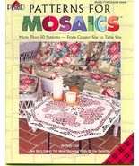 Patterns for Mosiacs Book  - $7.00