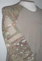 US Army Multicam (TM) Combat Shirt size Medium; great shape - $50.00
