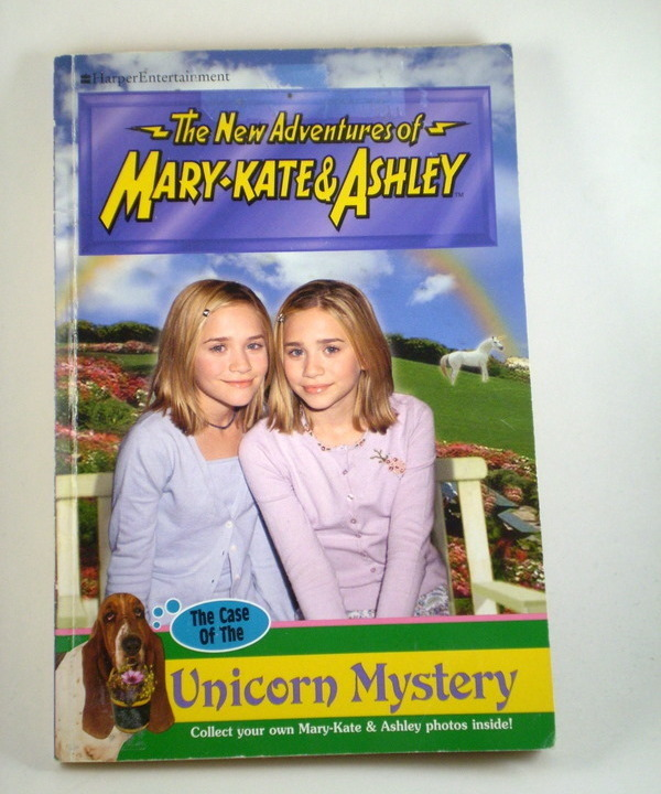 The New Adventures of Mary-Kate and Ashley-The Case of the Unicorn Mystery