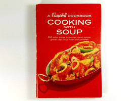 Campbells Cooking with Soup Cookbook Revised 1968  - $6.73