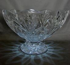 Waterford Crystal Marquis Canterbury Pedestal Bowl - $39.99