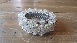Vintage Iridescent Stretch Bracelet - $19.79