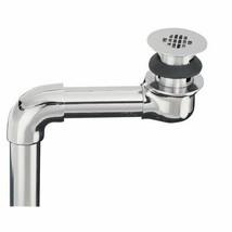 Kohler K-7131-A-CP Bathroom Sink Offset Drain w/ Open Strainer, Polished... - $70.00