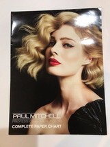 Paul Mitchell The Color Complete Paper Chart Brand New - $8.54