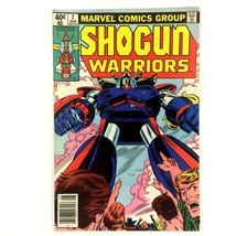 Shogun Warriors #7 1979 Marvel Comics FN - $4.90