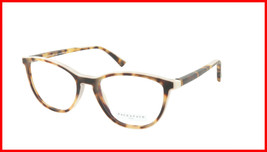 Face A Face Eyeglasses Frame TEORY 2 Col. 2120M Acetate Matte Java Chip Nude - $316.62