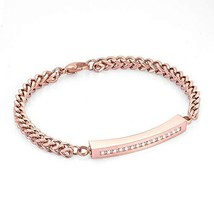 EternityMemory Merry Stainless Steel Cremation Bracelet Ashes Holder Kee... - $24.20