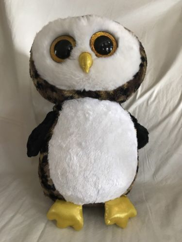 642a677ba9d Owliver Camo Owl Beanie Boo Big Jumbo Large and 33 similar items