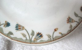 3 Dohrmann Hotel Supply Buffalo China Deco Floral Border Very Sweet SHP - $28.22