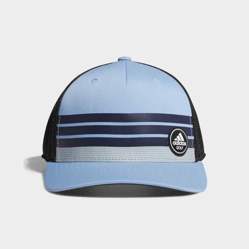5f048c55c51 New adidas Golf Mens 3-Stripes Trucker Cap and similar items