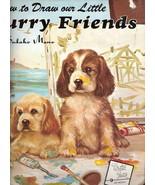 How To Draw Our Little Furry Friends Sadako Mano 0929261860 - $10.00