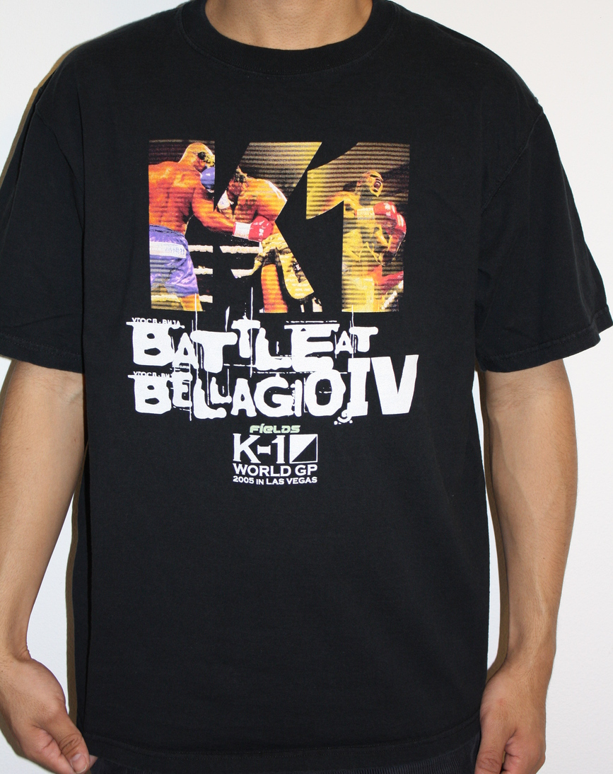 K1 BATTLE @ BELLAGIO IV 05 T-Shirt