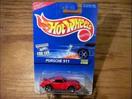 Hot Wheels Porsche 911 #590 #2 - $2.95