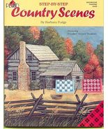 Country Scenes to Paint + Patterns - $7.00