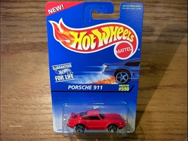 Hot Wheels Porsche 911 #590 #3 - $2.95