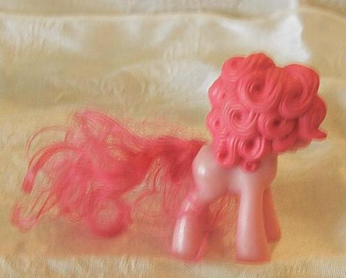 MY Little Pony Pinky Pie Pony PVC Figure