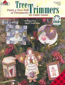 Cindy Mann Paint Book  Tree Trimmers