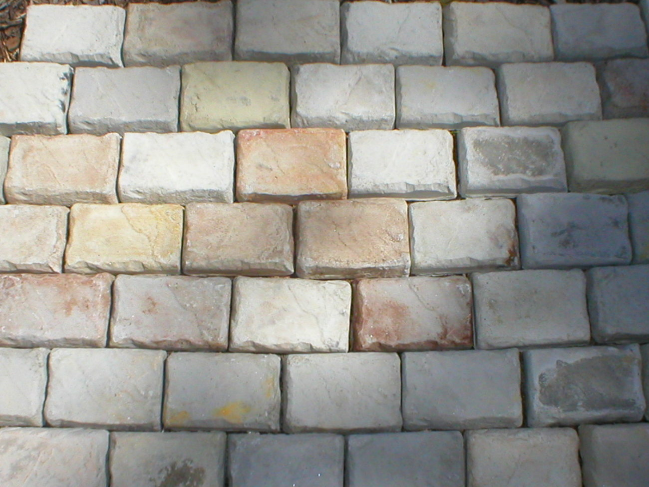 24 MOLDS + SUPPLY KIT TO CRAFT 100s OF 4x6x1.5 PATIO PAVERS OR TILES FOR PENNIES