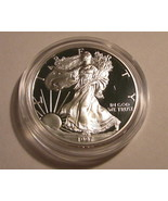 1997 - P Proof American Silver Eagle (ASE) 1 Oz .999 Silver - $89.99