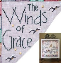 Winds Of Grace: Two Bell Part 2 of 6 cross stitch chart SamSarah Designs - $7.20