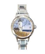 Italian Charm Watch, from art Sea View 222 ligh... - $15.99