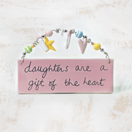 Daughters are