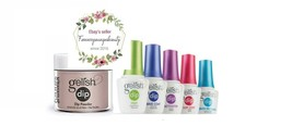 Gelish Dip Powder + Gelish Essentials Kit Perfect Match - 018 - $52.46