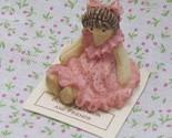 Bonnie franklin ragdoll pink figurine gemjanes dollhouse miniatures 4first thumb155 crop