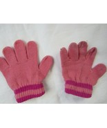 Children magic Glove Baby Girl Boy Kid Stretchy Knitted Winter Lot of 3 ... - $3.18